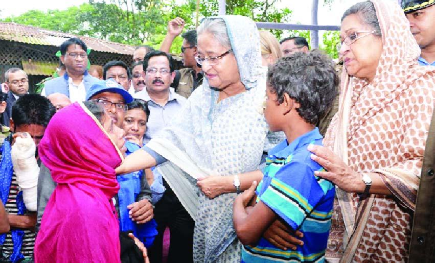 বিদেশি গণমাধ্যমে প্রধানমন্ত্রীর প্রশংসা: গর্বিত বাংলাদেশ